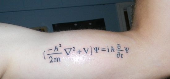 Small Math Tattoos Meaning And Ideas Image