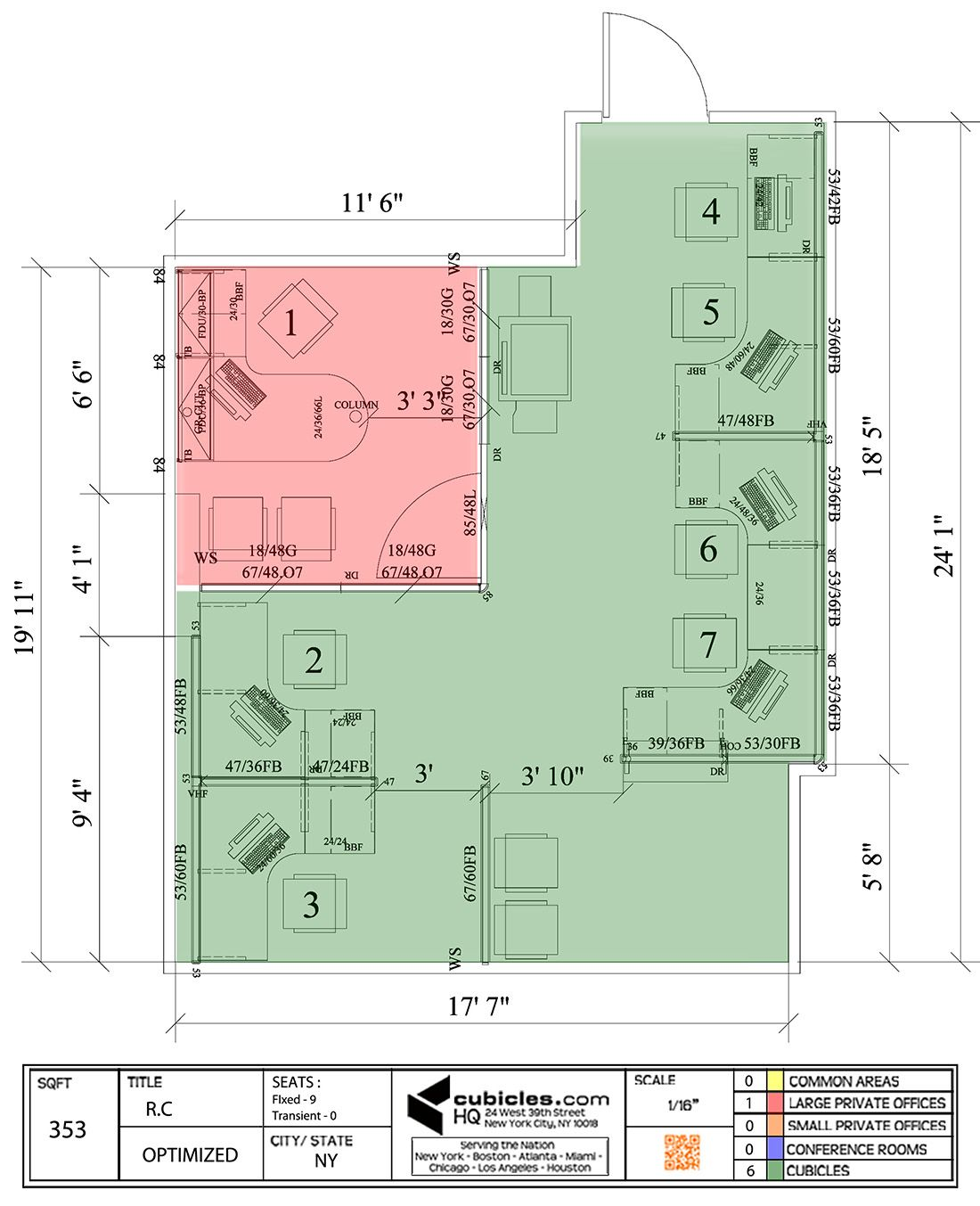Office Layout Plan Office space planning, Office plan
