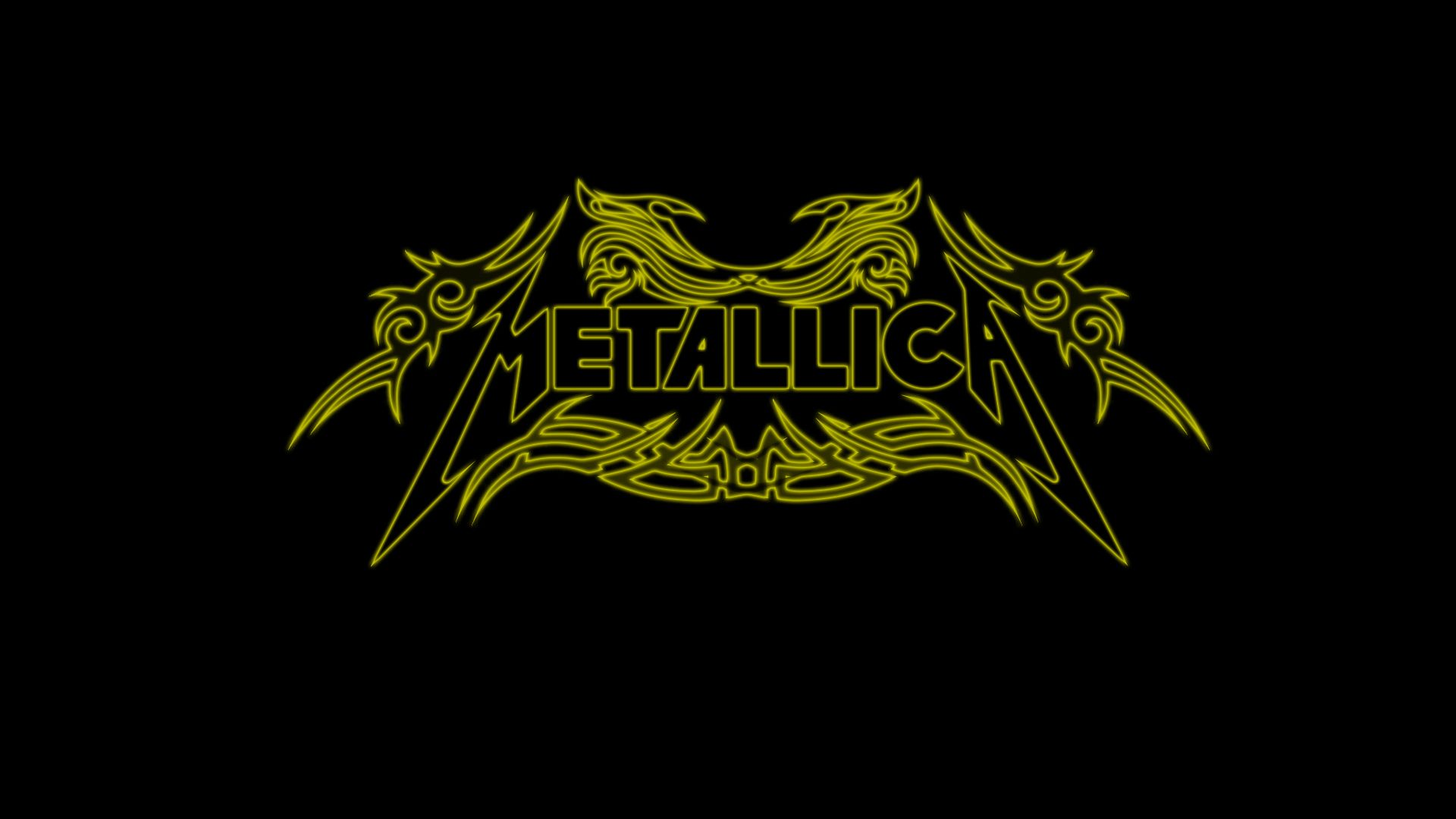 metallica lighting logo wallpaper - photo #22