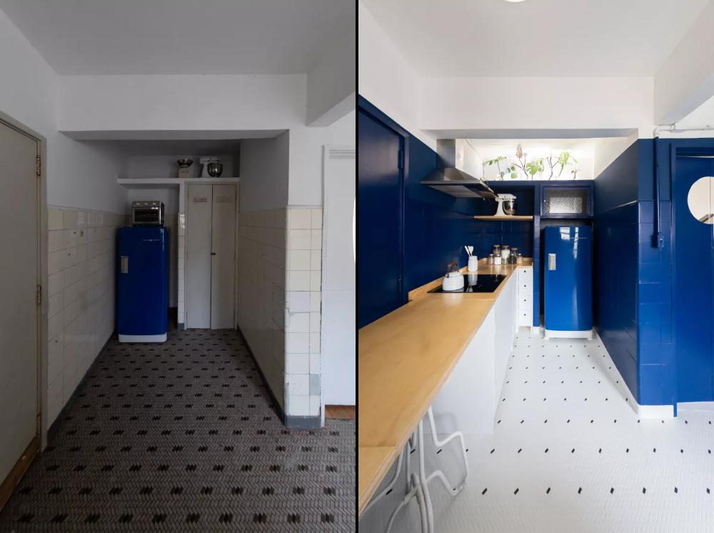 6 truques acessíveis que transformaram esta cozinha - Casa Vogue   Ambientes