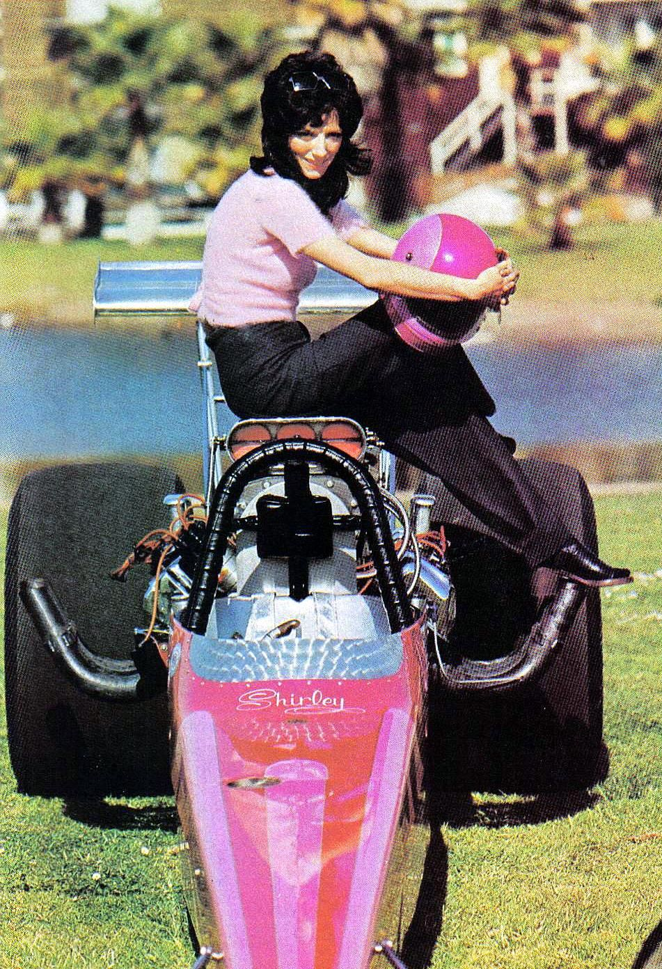 Watch Shirley Muldowney NHRA champion video