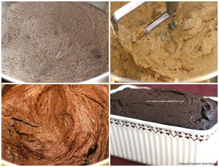 Chocolate sour cream pound cake sour cream pound cake