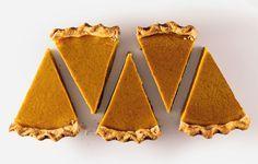 Grandma's Pumpkin Pie - Bon Appétit