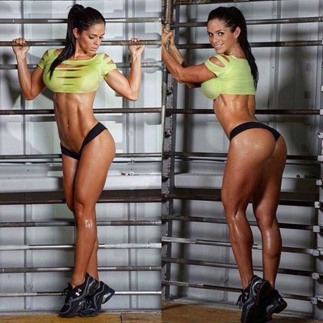 workout hot model escort