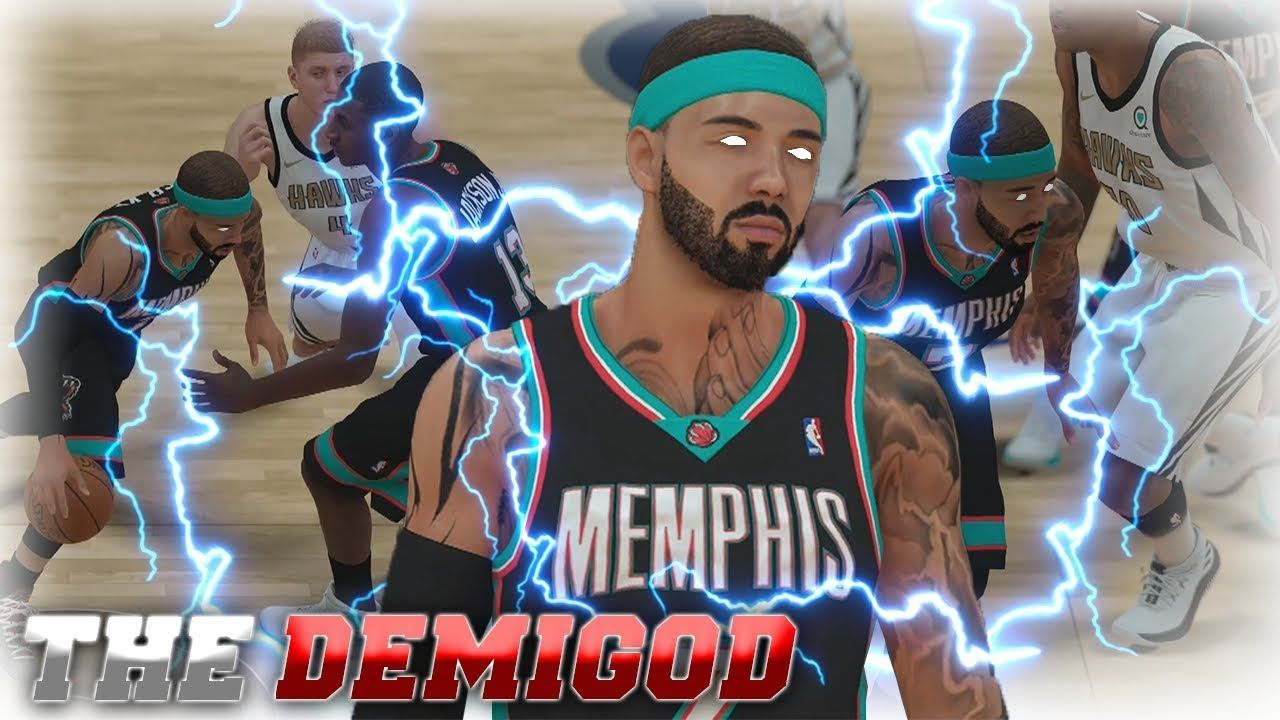 NBA 2K19 | MY DEMIGOD BUILD SAVED THE DAY| THE BEST