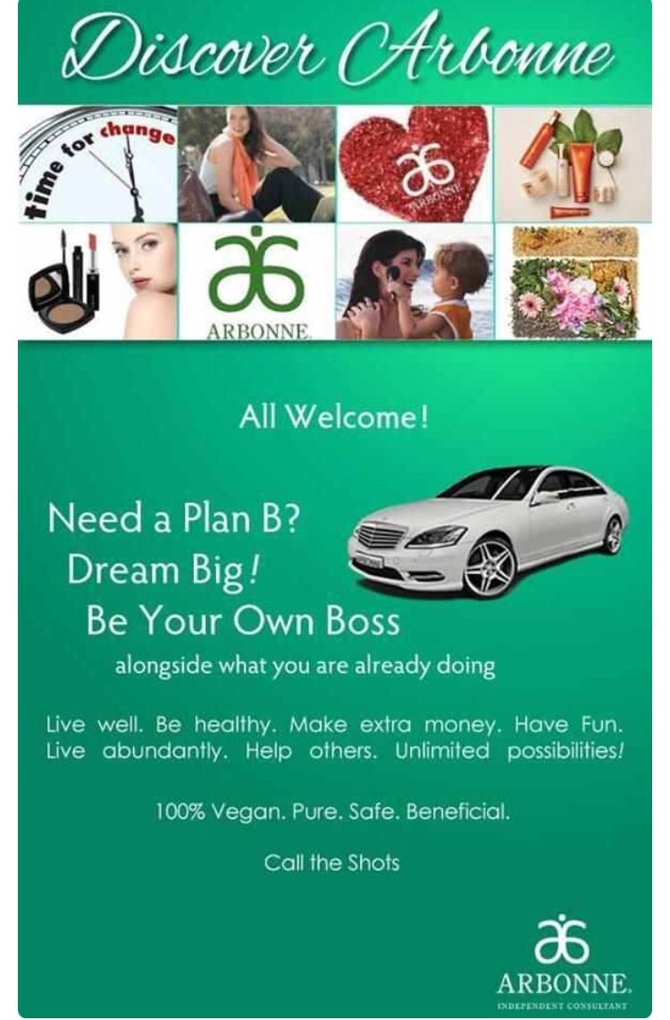 Ask me how to make money, be your own boss, and love your