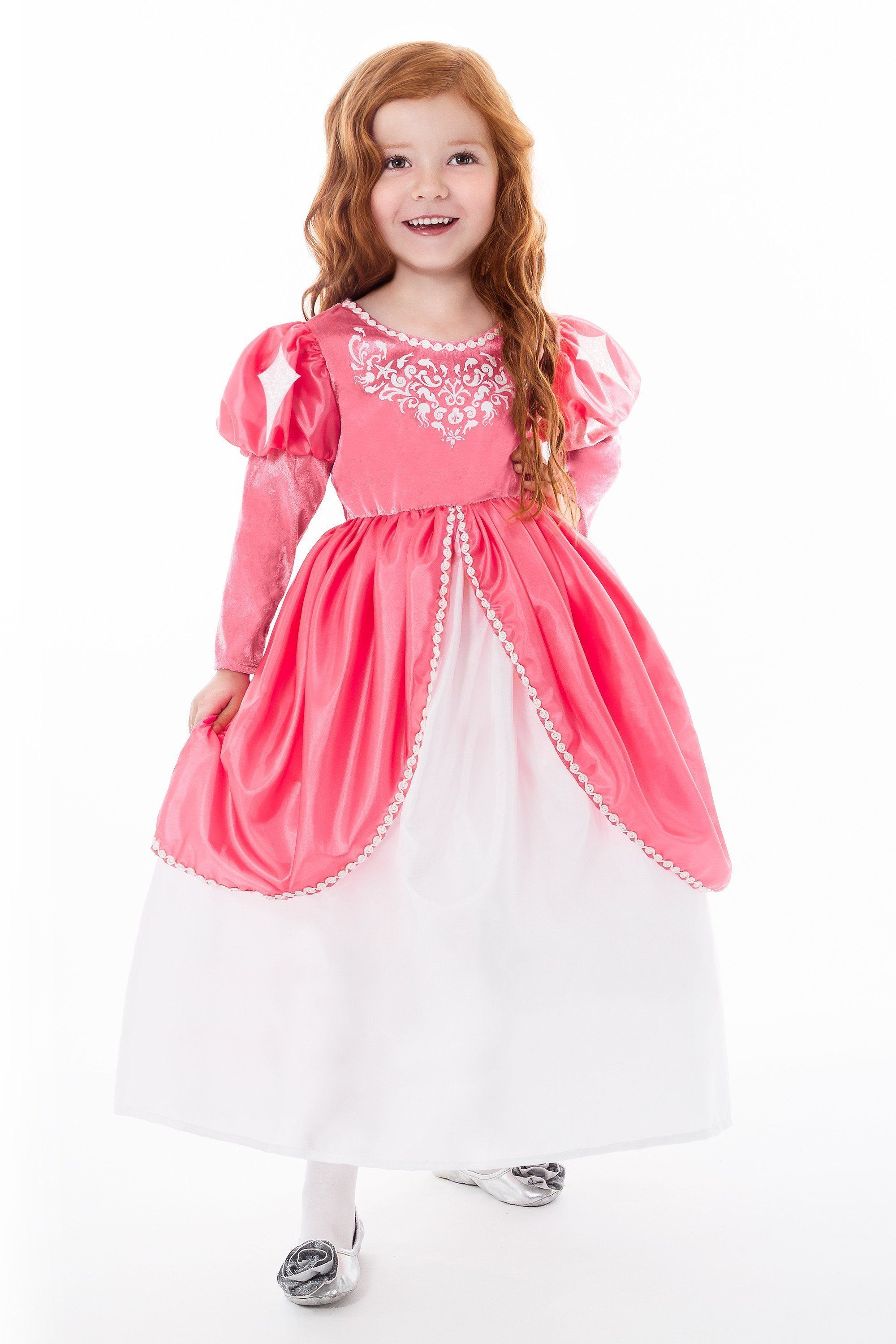 Pink Princess Ball Gown Costume