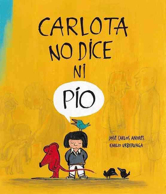 Carlota no dice ni Pio