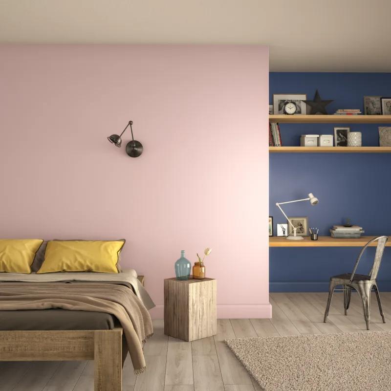 Pittura murale LUXENS 2.5 L rosa carmen 6. Prezzo online ...
