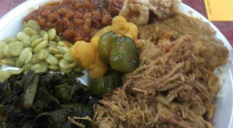 Review Of Shealy S And Farm Boy S Bbq Bbq Stuffed Peppers Bbq Joint