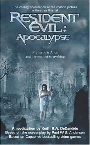 Resident Evil Book Series Epub Gratis