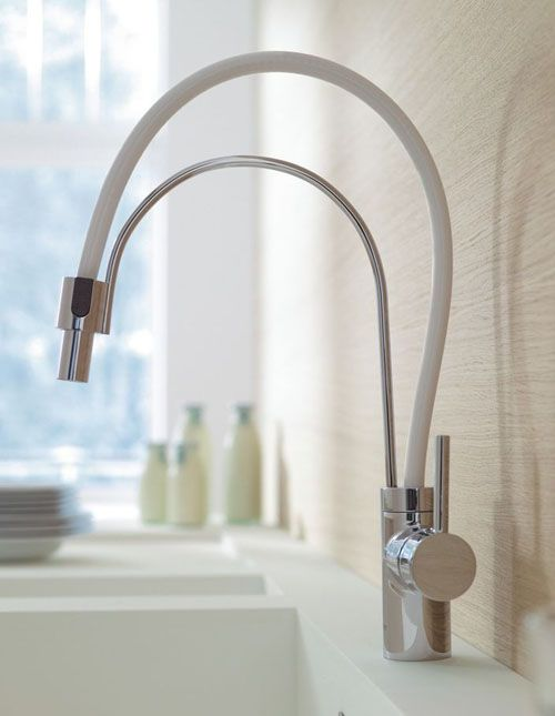 5 Faucets We Love For A Modern House Modern Kitchen Faucet Kitchen Faucet Design Faucet Design