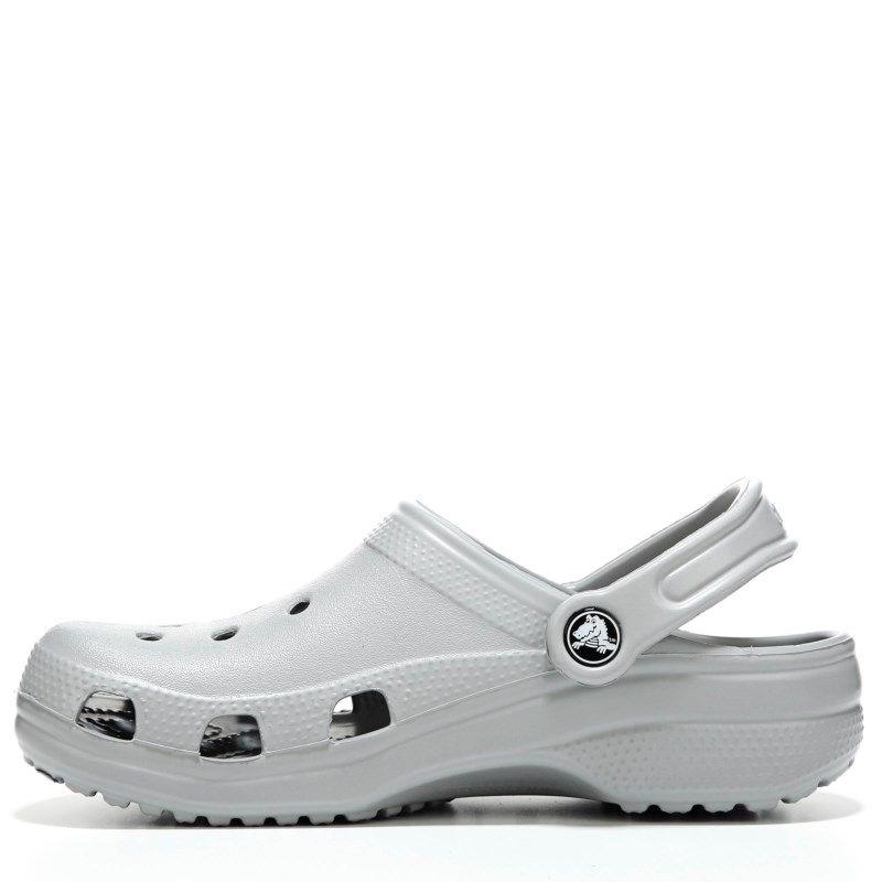33361ff52 Crocs Women s Classic Clog Shoes (Light Grey) - 7.0 M