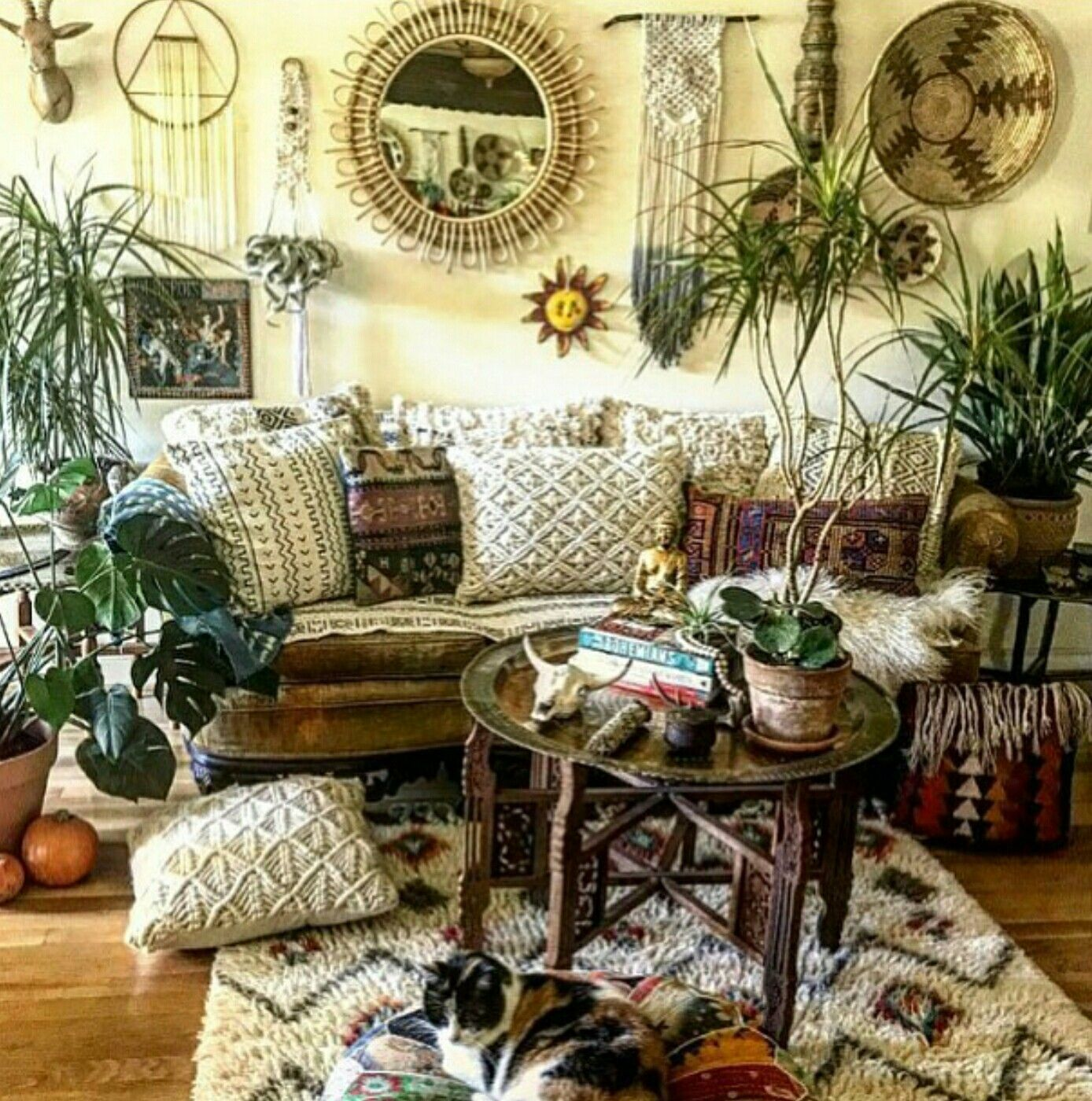 House Decorators: A ~ BOHEMIAN HOME INSPIRATION