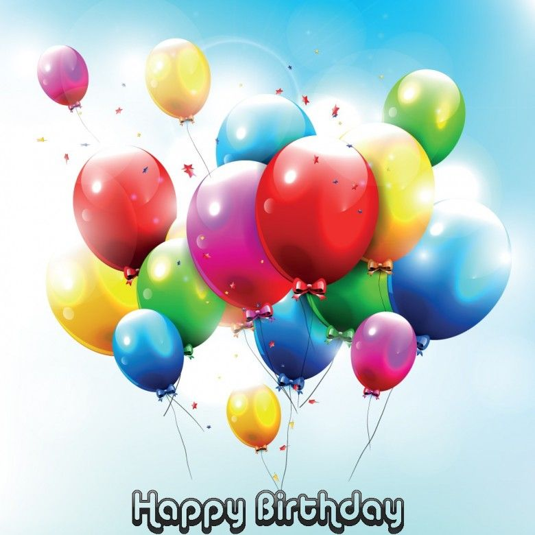 Free Greeting Cards Happy Birthday Balloons, Quotes 6 ...