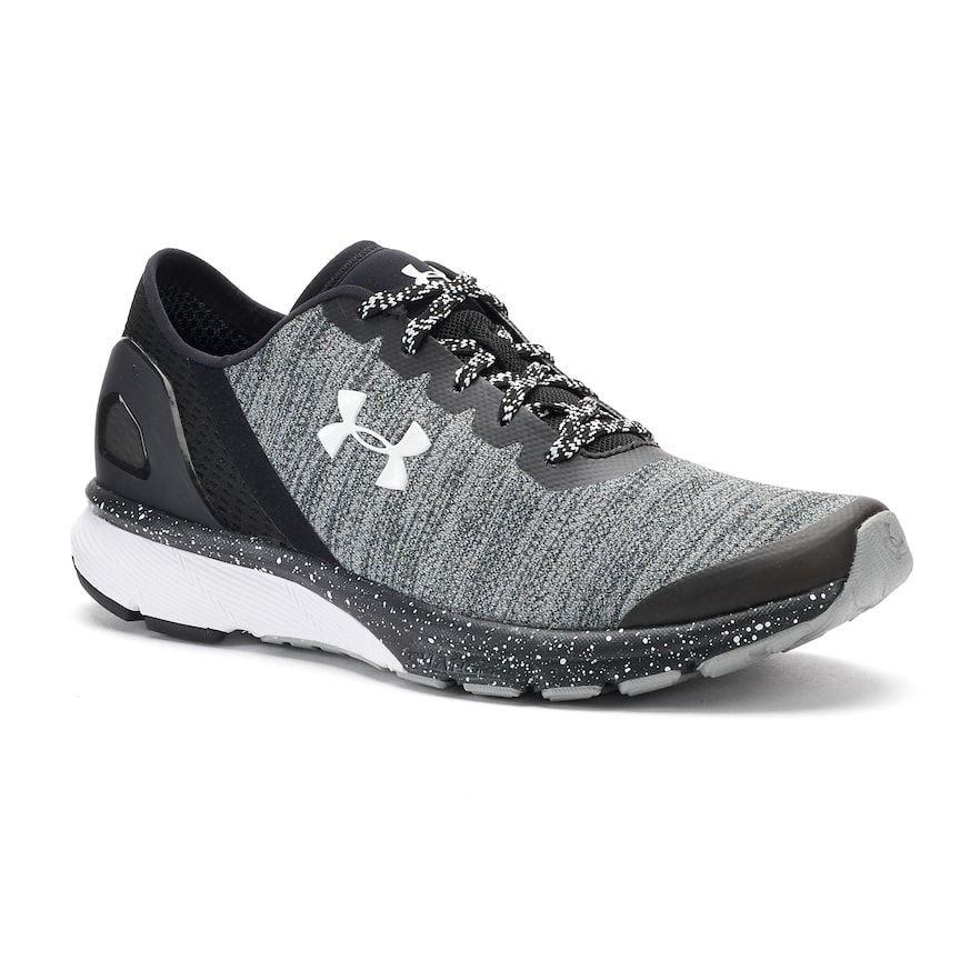 buy online bc137 c5533 Under Armour Charged Escape Women s Running Shoes, Size  9.5, Black