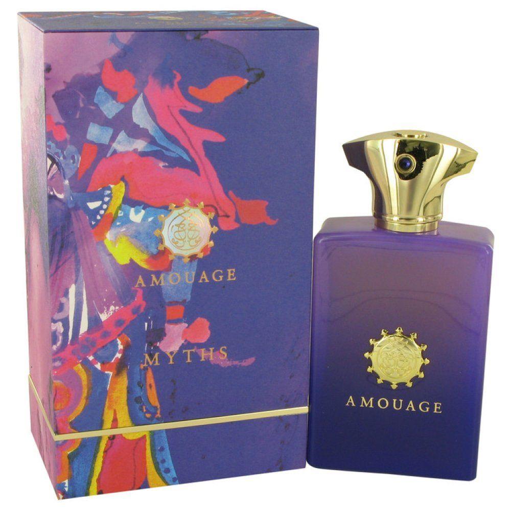 Amouage Myths By Amouage Eau De Parfum Spray 3.4 Oz   Products ... ee9e42df9d