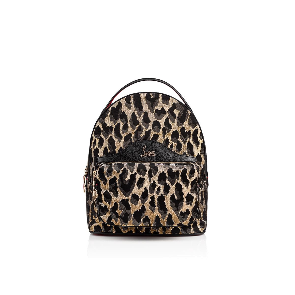 6a9d2cea19a0 Bags - Backloubi Small Backpack - Christian Louboutin