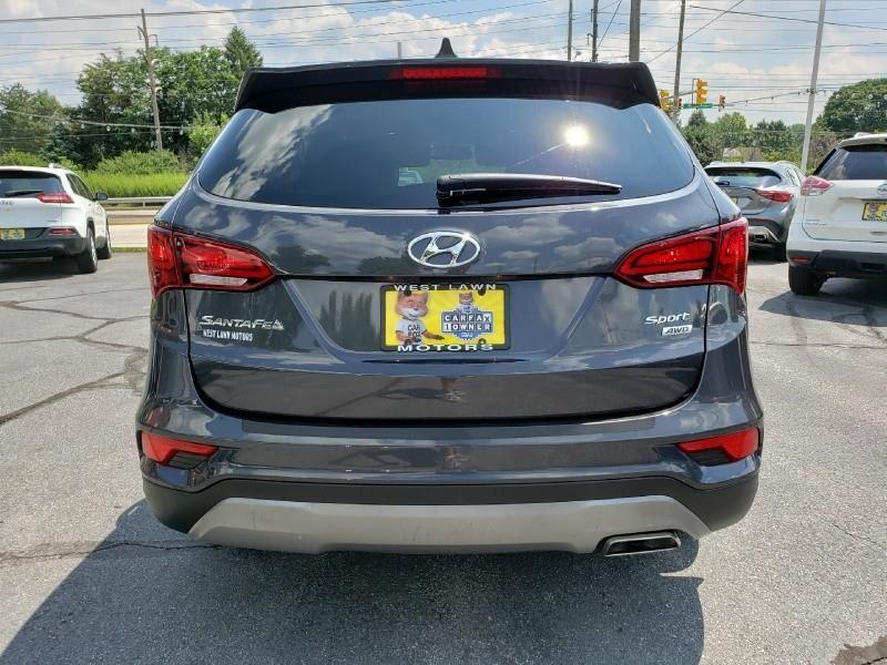 2017 Hyundai Santa Fe Sport AWD 4dr 2.4L Premium Hyundai