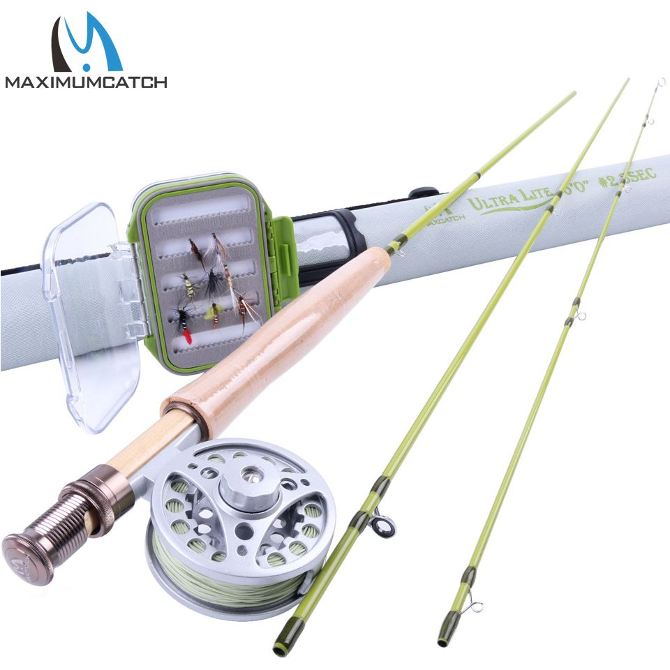 2wt 6 6ft Fly Rod Combo Medium Fast Fly Fishing Rod 2wt Fly Reel With Line Files Fly Fishing Outfit With Images Fishing Rod Fishing Rod Storage Fly Fishing Rods