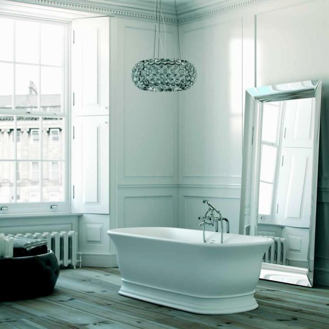 Imperial Marlow Freestanding Double Ended Bath | French House - Tub ...