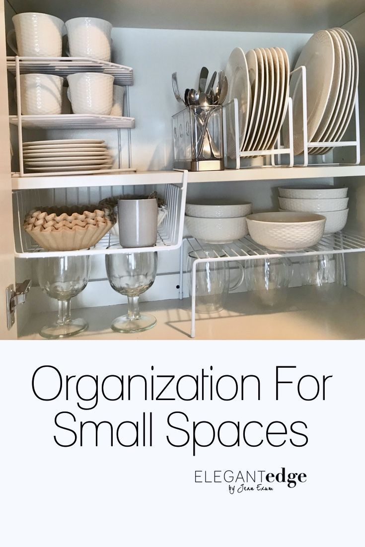 8 Great Homeware Organization Ideas - ELEGANTedge