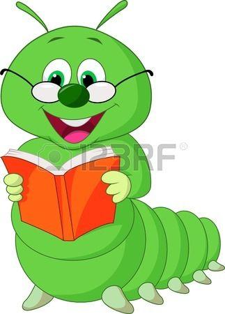 Oruga libro de lectura de la historieta photo  DIBUJOS PARA