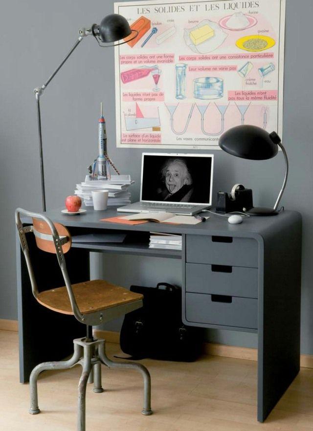 Chambre ado design - 35 idées que vos ados adorent | House