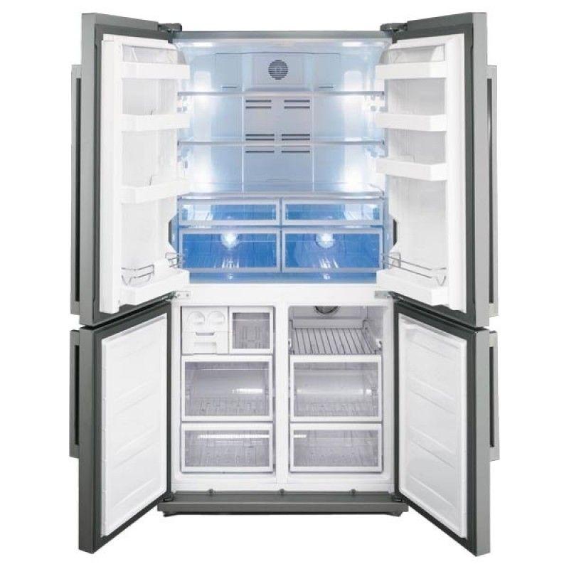 Küche & Gäste: Kühlschrank \