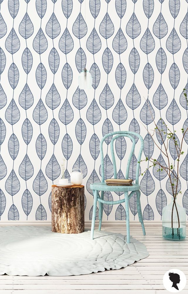 Bold Chic Self Adhesive Removable Wallpaper Add Personalised Charm To Your Room In Just A Few Minutes Which Material Should You Choose