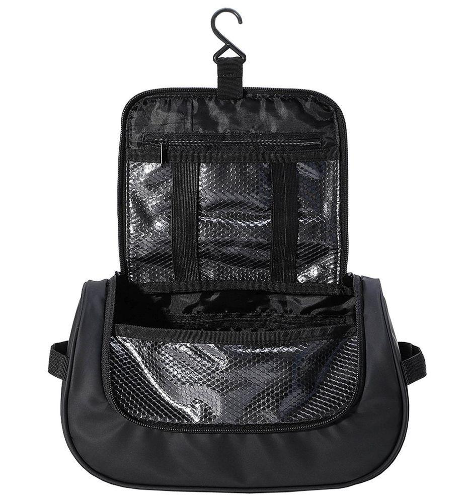 Men Women Toiletry Bag Hanging Travel Kit Wash Makeup Cosmetics Organizer  Case  MIER  ToiletryBag. Men Toiletry Bag Travel Shaving Dopp ... facb578e1524d