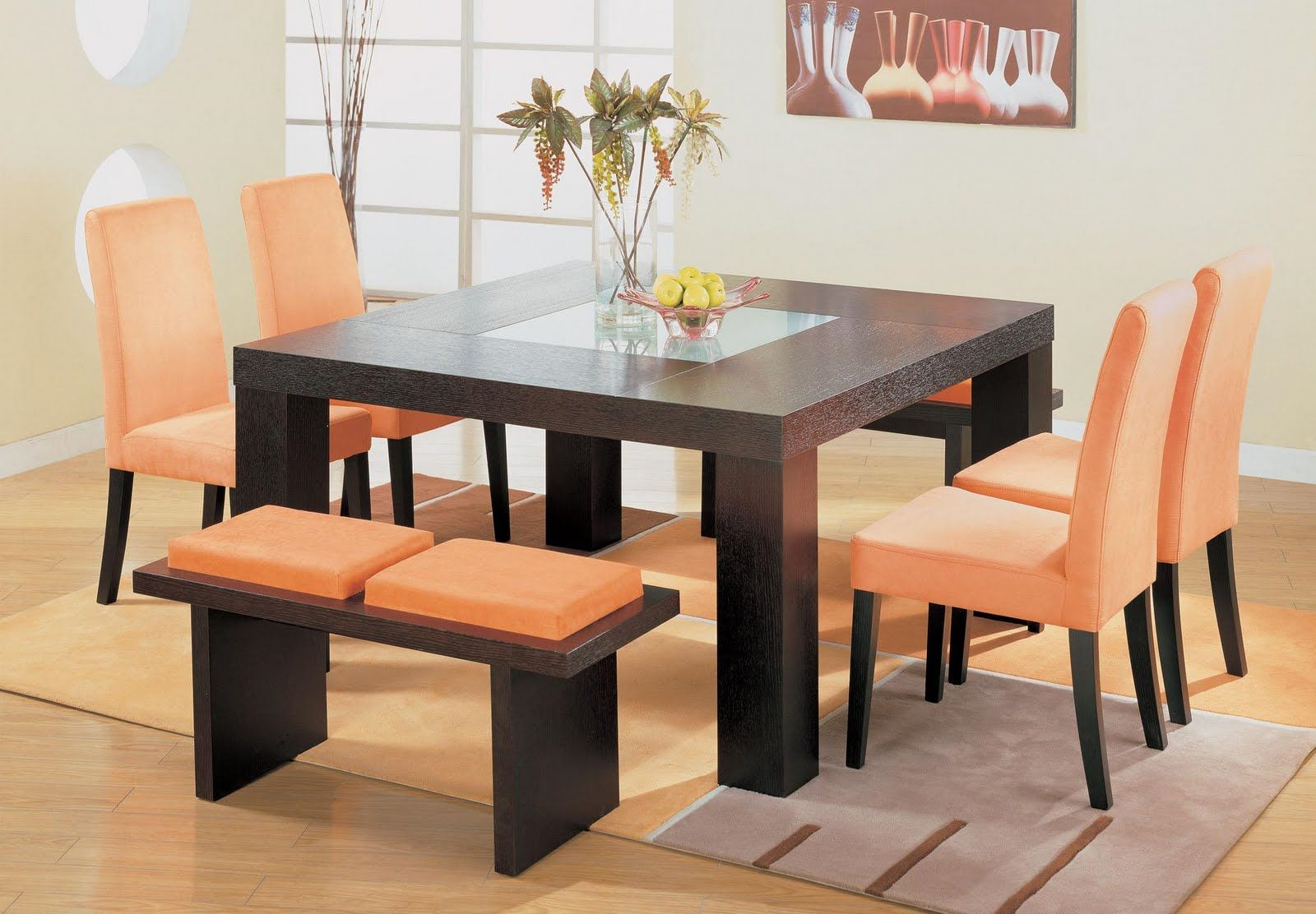 Square Dining Table Design for Your Home Décor Square