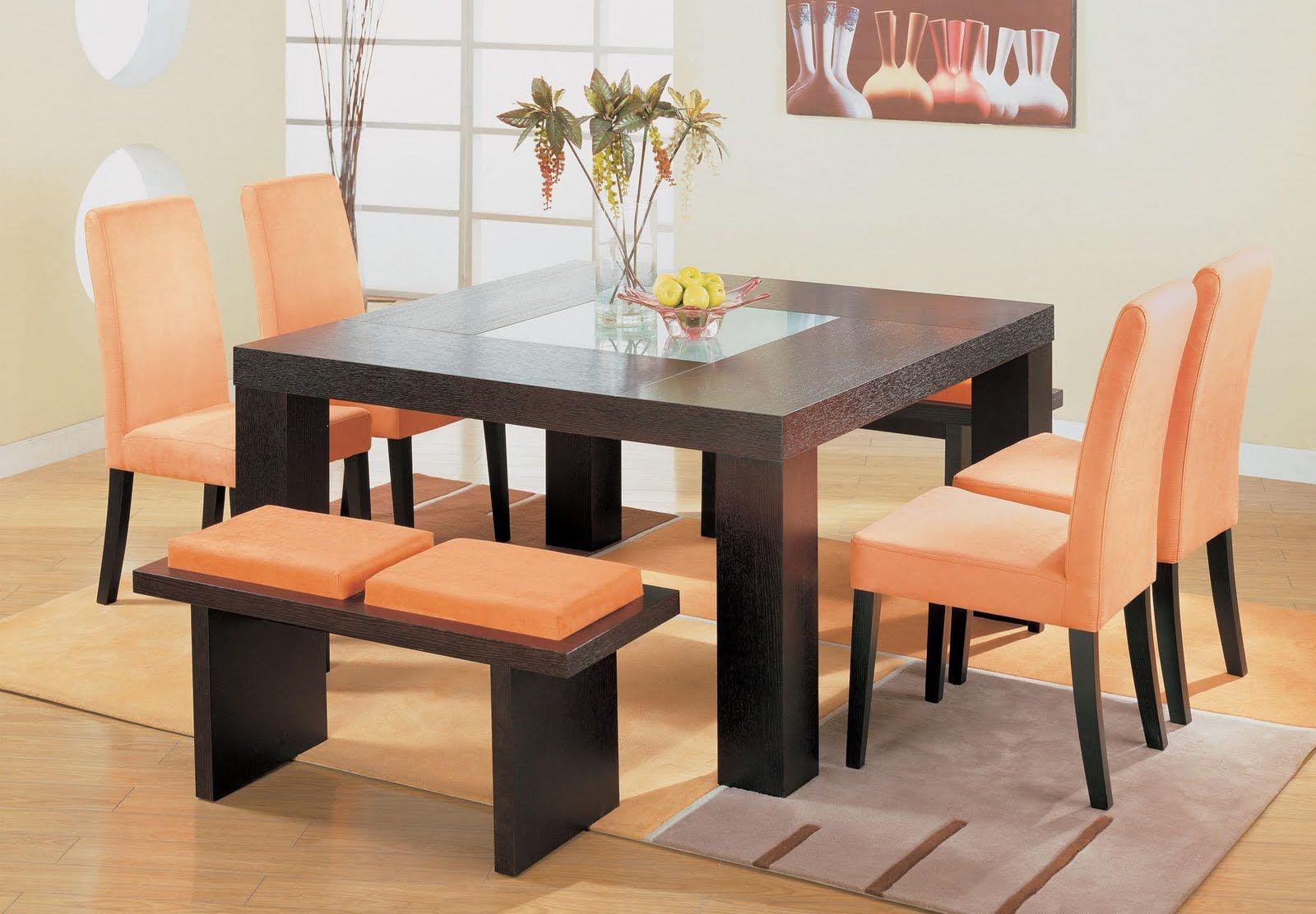 Sillas de madera para comedor modernas best comedor valencia con sillas with sillas de madera - Comedores modernos valencia ...