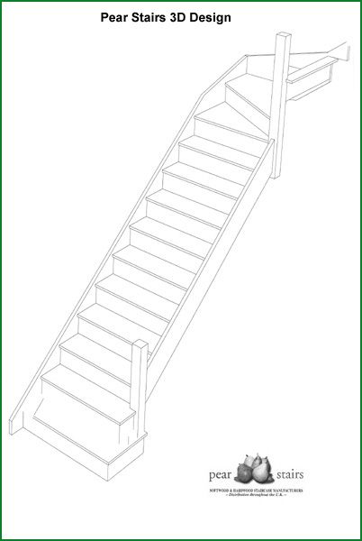 Best Case Study Walnut And Glass Staircase Oak Stairs 400 x 300