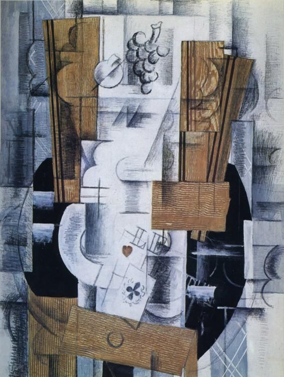 Georges Braque S Paintings Georges Braque Picasso And Braque