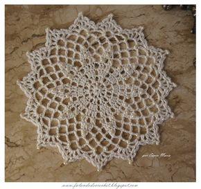 Forrinho De Croche Com Perolas Forrinhos De Croche Bordas De