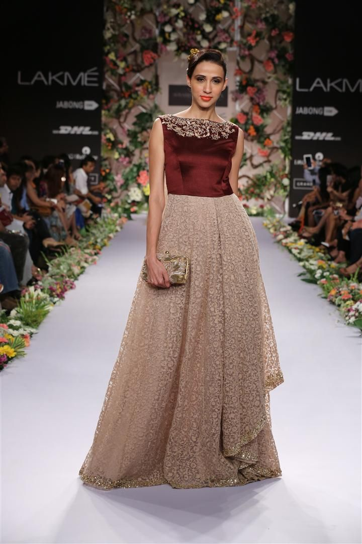Designer maxi dresses for wedding guests