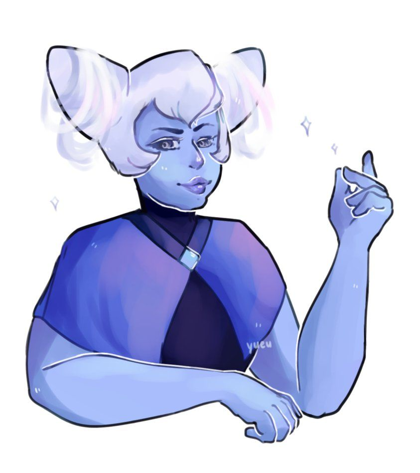 Pin By Yellow Diamond On Holly Blue Agate Steven Universe Holly
