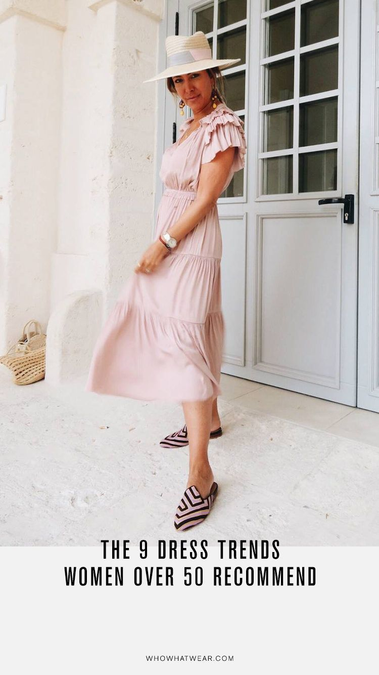 We Re In Our 50s And Think These 9 Casual Dress Trends Work For Everyone Summer Dress Trends Trending Dresses Best Summer Dresses [ 1334 x 750 Pixel ]