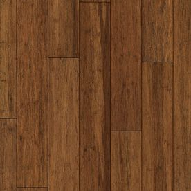 329 lowes hand scraped natural floors by usfloors exotic 492in w prefinished bamboo locking