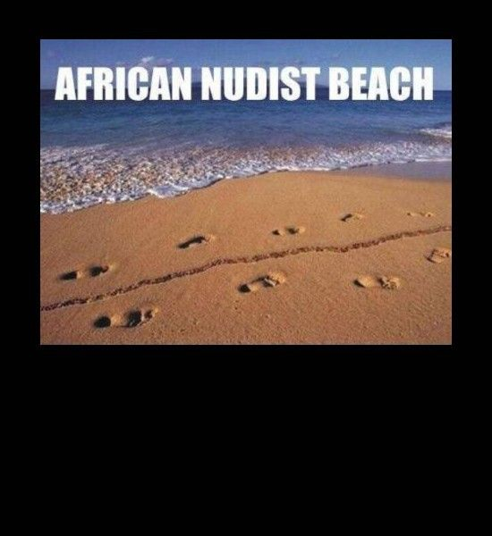 Image Detail For Funny African Nudist Beach If You Know What I Mean Mr Bean