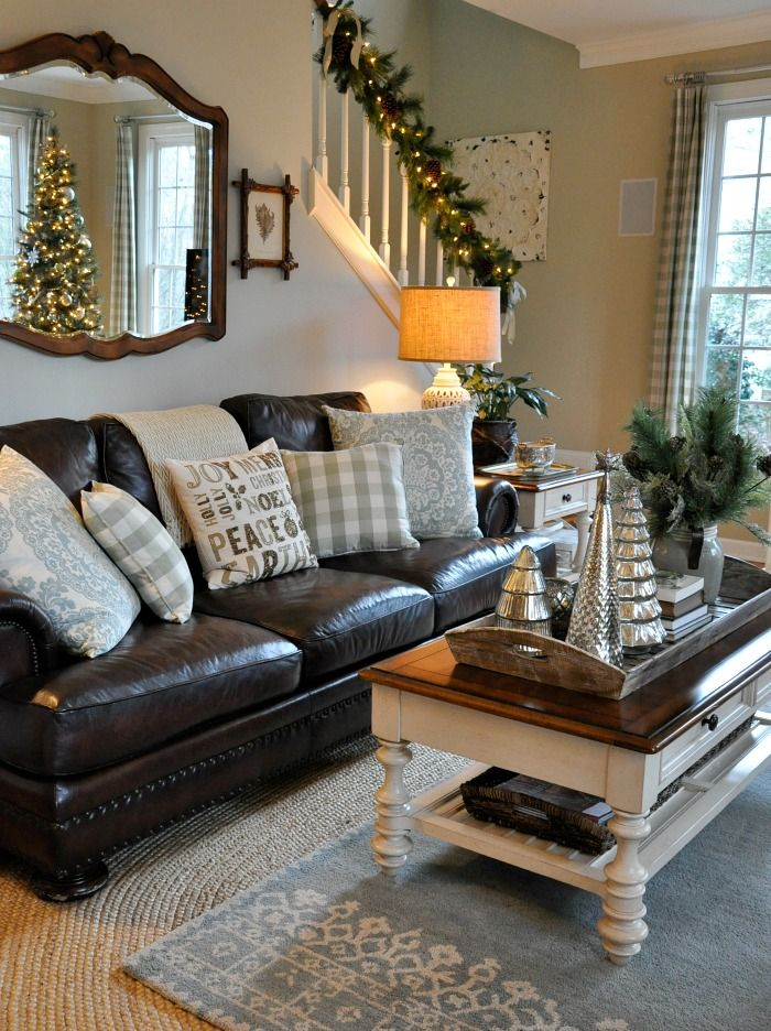 Photo of Christmas 2016 Family Room – The Endearing Home
