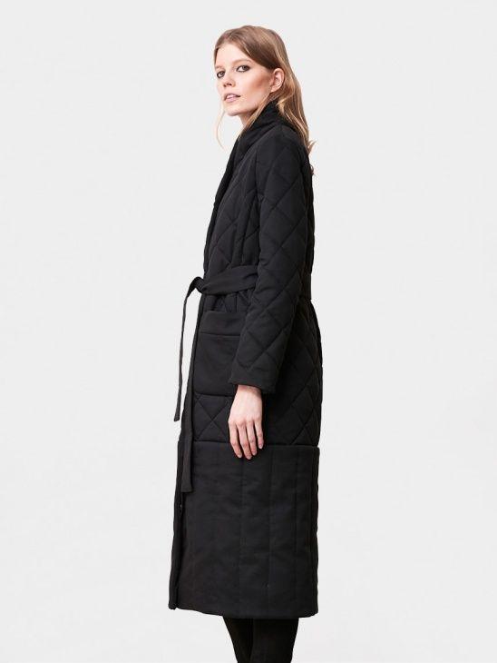 Rodebjer AW16 Daylon Coat Black