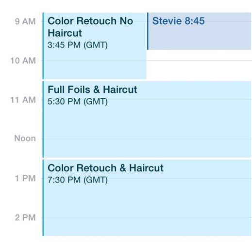 Gmt Bug In Ios 8 Calendar Syncing Causing Time Zone Confusion For