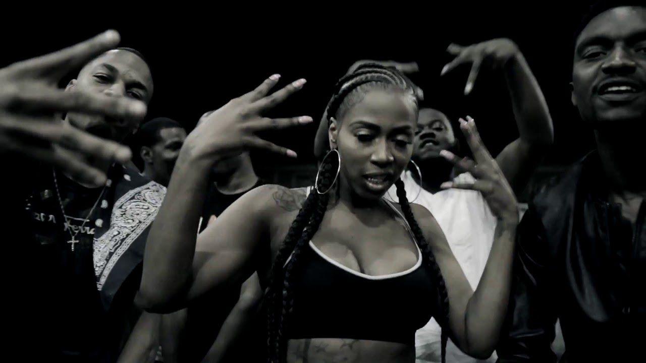 Rapper Kash Doll