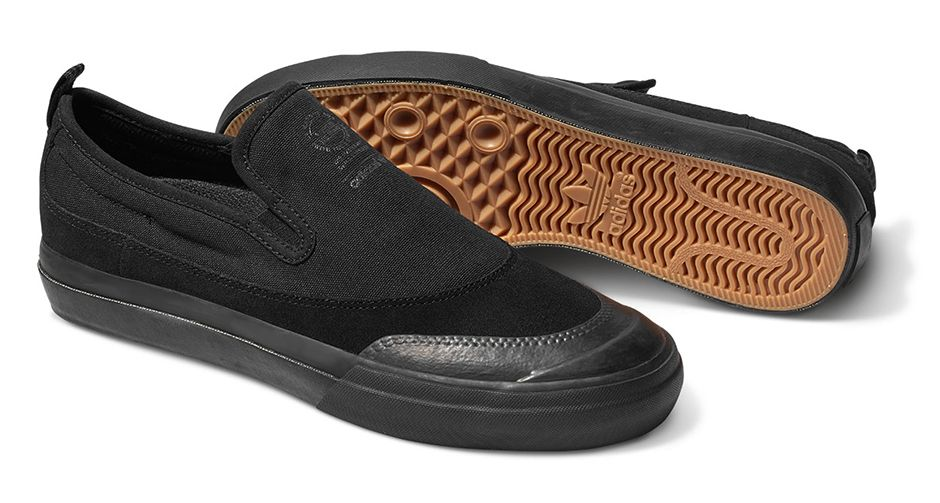 Adidas Skateboarding Introduces The