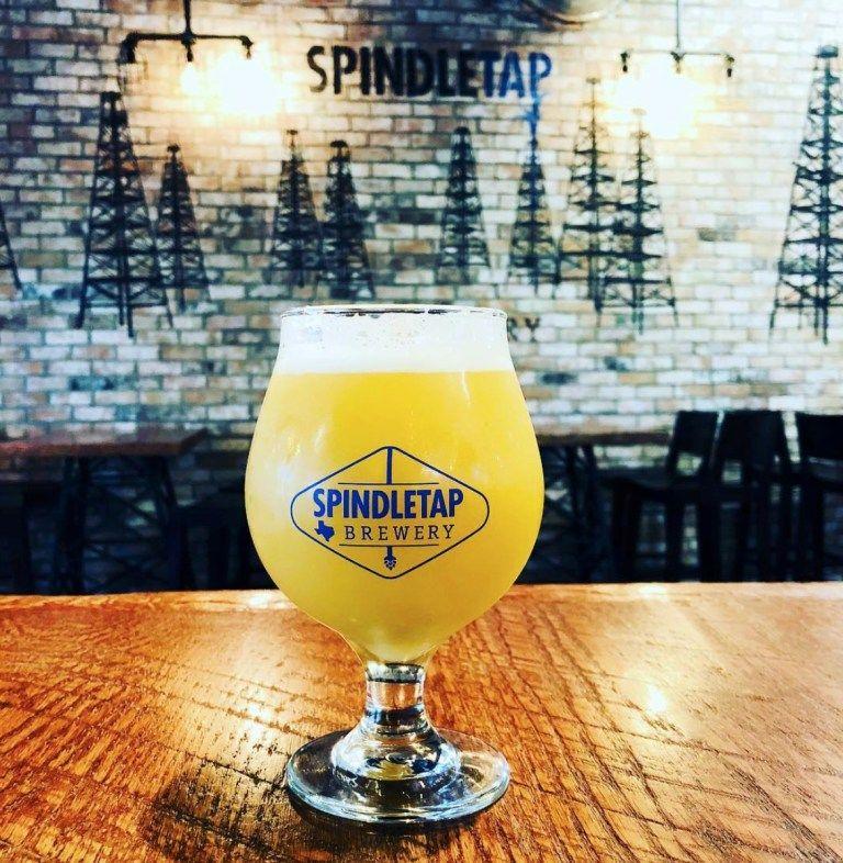 Spindletap Brewery Houston Brewery, Beer travel, Craft
