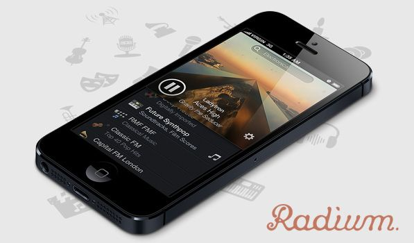 Radium IPhone Free App 6s