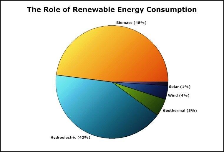 Renewable Energy Consumption Pie Chart Example Template Sample - histogram template