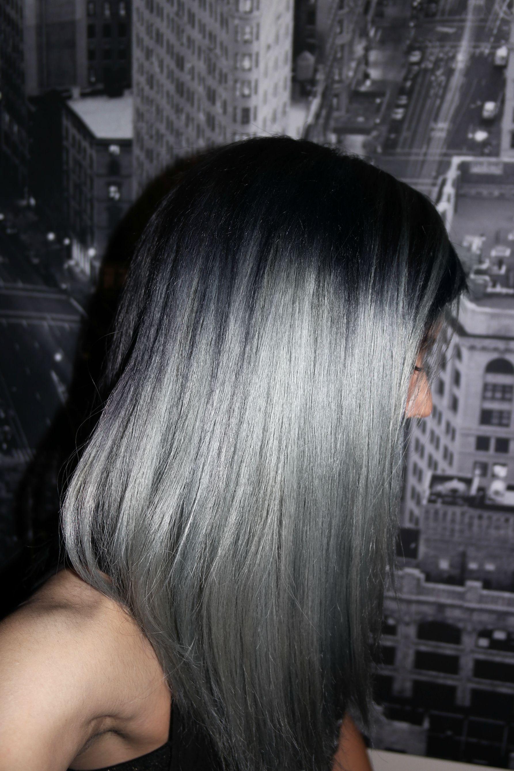 Pravana Silver Pravana Black 1n